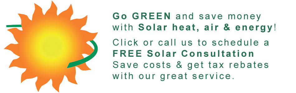 Solar: Go Green & Save Money!