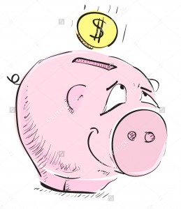 stock-vector-money-cartoon-pig-sketch-icon-with-coin-illustration-99091580